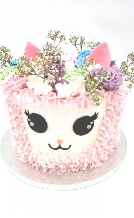 Alpaka-Torte